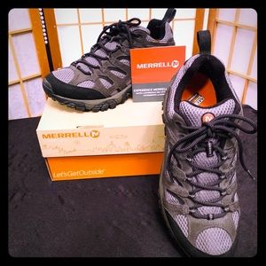 MERRELL MOAB WATERPROOF MEN'S SHOES